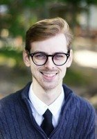 A photo of Ryan, a tutor from George Mason University