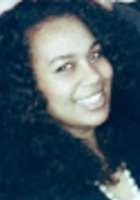 A photo of Chaundraya, a tutor from West Virginia University