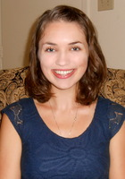 A photo of Allison, a tutor from Trinity University