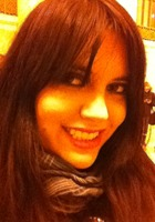 A photo of Nathalia, a English tutor in Hempstead, NY