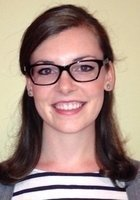 A photo of Sarah, a tutor from College of the Holy Cross