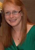 A photo of Sarah, a tutor from George Washington University