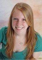 A photo of Paige, a tutor from Western New England University