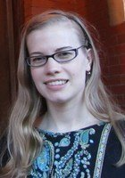 A photo of Adrienne, a tutor from Gordon College