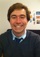 A photo of David, a tutor from Brown University