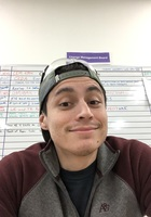 A photo of Marco, a tutor from Front Range Community College