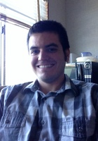 A photo of Tomas, a tutor from Occidental College
