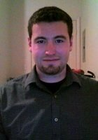 A photo of Joshua, a tutor from Northern Arizona University