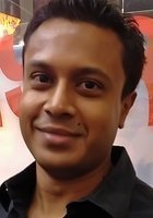 A photo of Rajiv, a LSAT tutor in Justice, IL