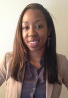 A photo of Kisheea, a tutor from Temple University