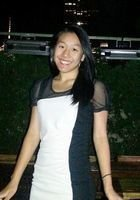 A photo of Liny, a tutor from St. Josephs's College