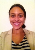 A photo of Rafaela, a tutor from University of California-Berkeley