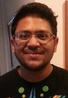 A photo of Divyesh, a tutor from Cal Poly Pomona