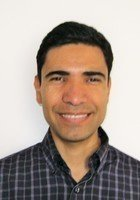 A photo of Alberto, a tutor from Cal Poly Pomona