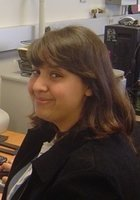 A photo of Sara, a tutor from California State University-Los Angeles