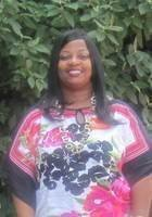 A photo of Angela, a tutor from Harris-Stowe State University