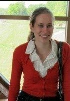 A photo of Allison, a German tutor in Rensselaer Polytechnic Institute, NY