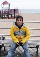 A photo of Yoshi, a Japanese tutor in Rensselaer Polytechnic Institute, NY