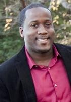 A photo of Ugo, a tutor from Howard University