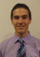 A photo of Matthew, a tutor from Princeton University