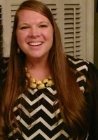 A photo of Rebecca, a tutor from Virginia Commonwealth University
