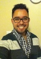 A photo of Orlando, a tutor from CUNY Hunter College