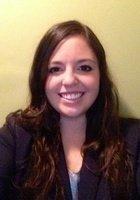 A photo of Megan, a tutor from East Stroudsburg University of Pennsylvania