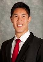 A photo of Kevin, a tutor from University of California-San Diego