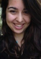 A photo of Sahar, a tutor from University of California-Los Angeles