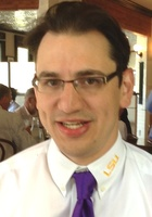 A photo of Joseph, a English tutor in Flower Mound, TX