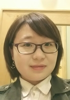 A photo of Zheng, a Mandarin Chinese tutor in St. Charles, IL