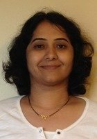A photo of Manjiri, a LSAT instructor in Ann Arbor, MI