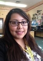 A photo of Zuleima, a tutor from University of California - Santa Cruz