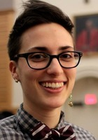 A photo of Cassandra, a Latin tutor in Massachusetts