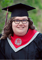 A photo of Brittney, a tutor from Washington State University