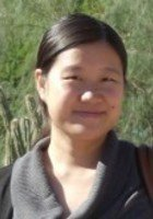 A photo of Shuping, a tutor from Hunan Normal University
