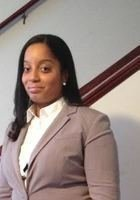 A photo of Talysha, a tutor from Temple University