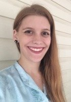 A photo of Rebecca, a French tutor in Chesapeake, VA
