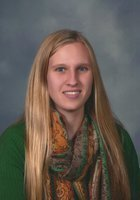 A photo of Suzanne, a tutor from Taylor University