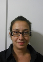 A photo of Virginia, a tutor from CUNY Brooklyn College