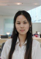 A photo of Juemin, a tutor from Wuhan University
