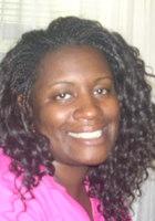 A photo of Patricia, a tutor from CUNY BA Program