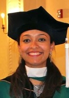 A photo of Maria, a tutor from Central University of Venezuela