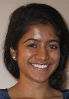 A photo of Akshaya, a tutor