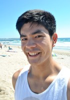 A photo of Joshua, a tutor from University of California-Riverside