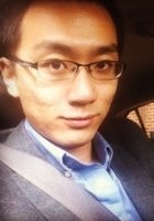 A photo of Steven, a tutor from Guangdong University of Foreign Studies