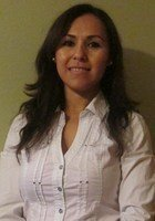 A photo of Yanira, a tutor from University of El Salvador