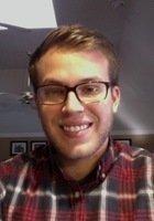 A photo of Joel, a tutor from University of California-Santa Cruz