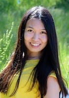 A photo of Amelia, a Mandarin Chinese tutor in Saginaw, TX