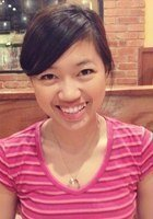 A photo of Trinh, a tutor from Rutgers University-New Brunswick